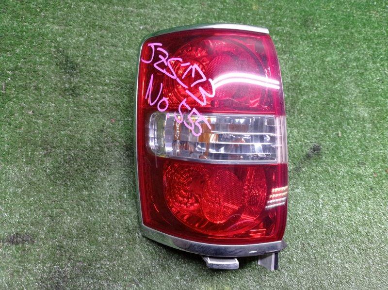 Стоп-сигнал Toyota Crown Estate JZS173 1JZGE 2003 левый (б/у)