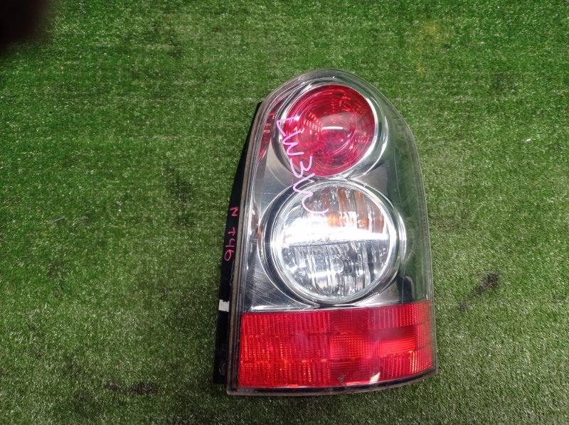 Стоп-сигнал Mazda Mpv LW3W L3DE 2004 правый (б/у)