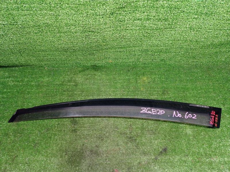 Ветровик Toyota Wish ZGE20 2ZRFAE 2010 передний левый (б/у)