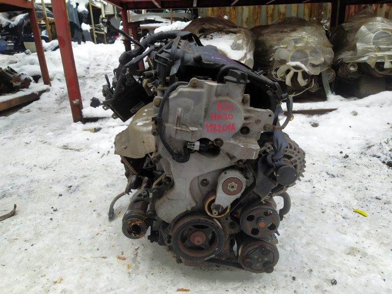 Двигатель Nissan Bluebird Sylphy KG11 MR20DE 2005 (б/у) 118201A