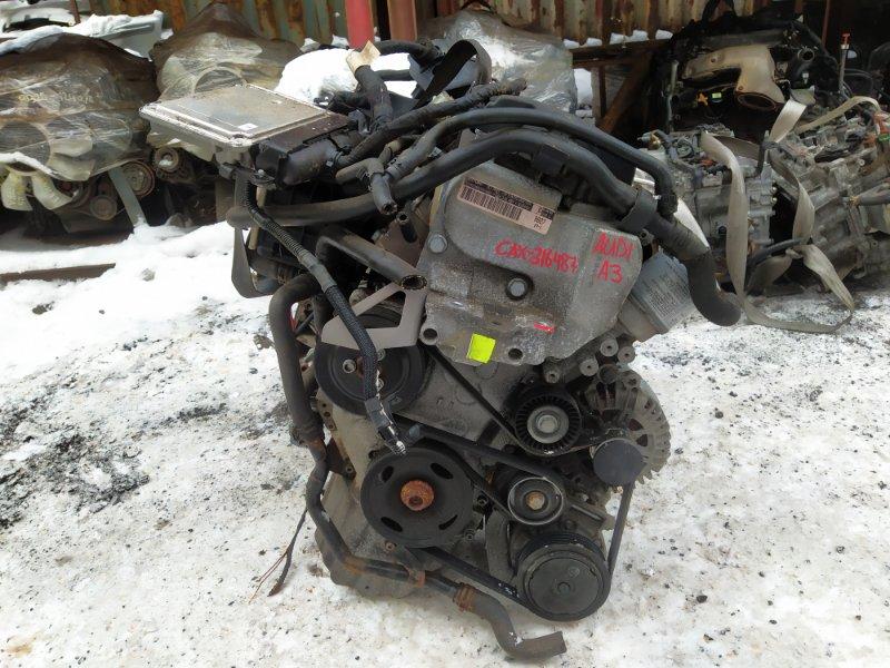 Двигатель Audi A3 8PA CAXC 2009 (б/у) 316487