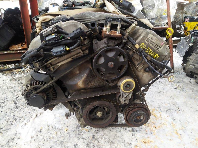 Двигатель Mazda Mpv LW5W GY 2000 (б/у) 336581
