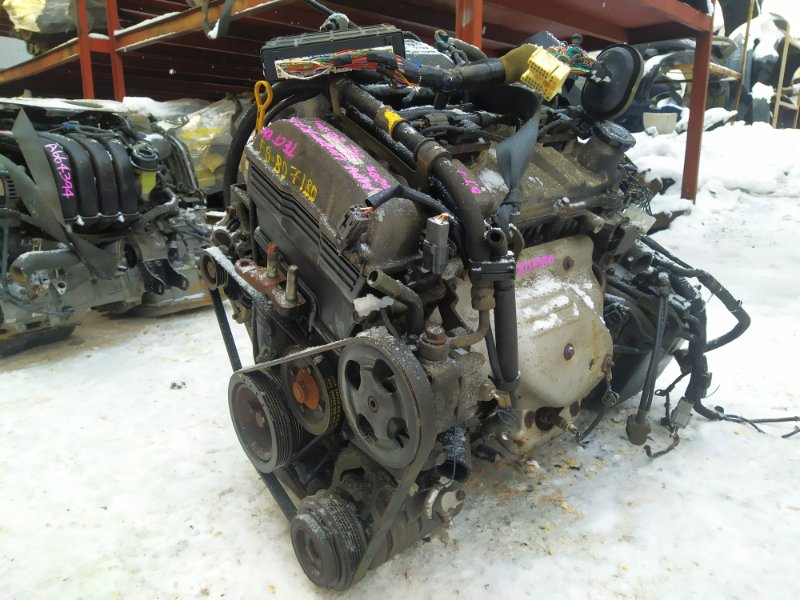 Двигатель Mazda Mpv LWEW FS 2000 (б/у) 807180