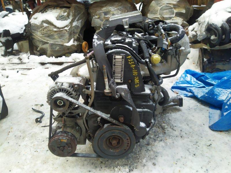 Двигатель Honda Accord CF7 F23A 2001 (б/у) 1107863