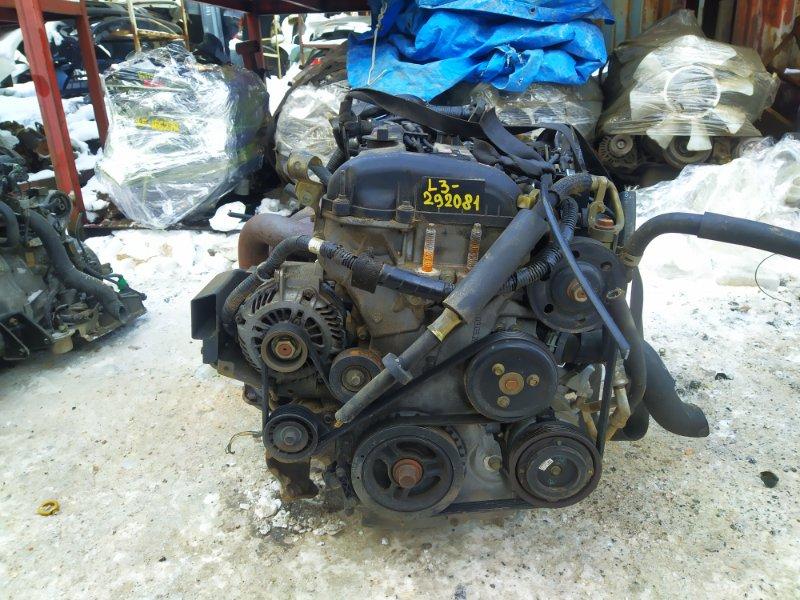 Двигатель Mazda Mpv LW3W L3DE 2003 (б/у)
