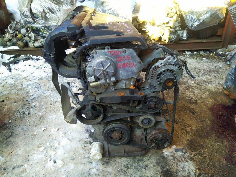 Двигатель Nissan Murano TZ50 QR25DE 2005 (б/у)
