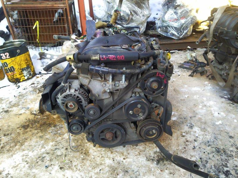 Двигатель Mazda Mpv LW3W L3DE 2005 (б/у)