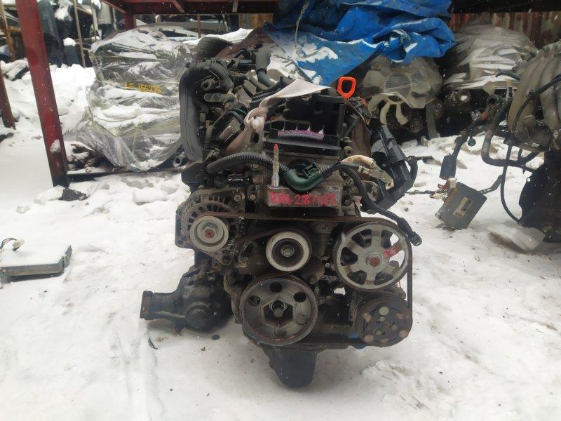 Двигатель Honda Life JC2 P07A 2011 (б/у) 2187793