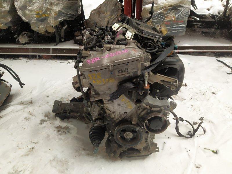Двигатель Toyota Voxy ZRR75G 3ZRFAE 2008 (б/у) A303350