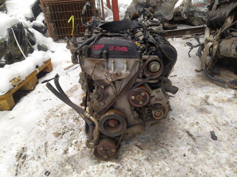 Двигатель Mazda Premacy CREW LFDE 2006 (б/у)