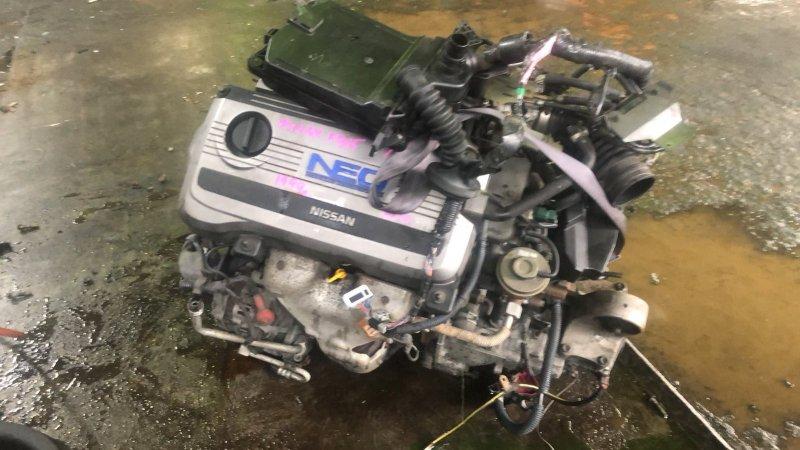 Мкпп Nissan Sunny FB15 QG15DE 03/1999 (б/у)