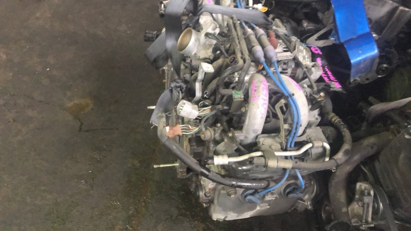Двигатель Subaru Impreza GD2 EJ152DX 10/2003 (б/у)