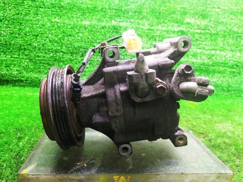 Компрессор кондиционера Toyota Funcargo NCP25 1NZFE 2000 (б/у)