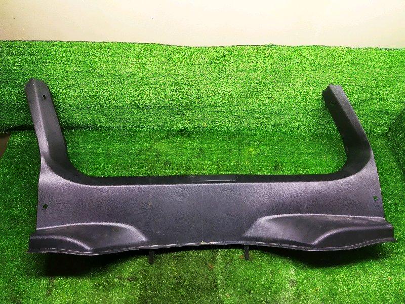 Накладка замка багажника Mazda Axela BKEP LFVE 2006 (б/у)