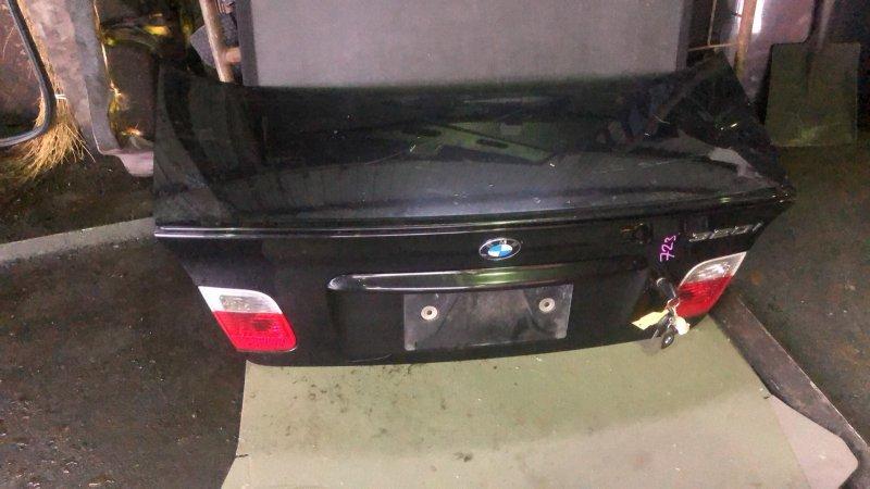 Крышка багажника Bmw 3-Series E46 M54B22 03/2004 (б/у)