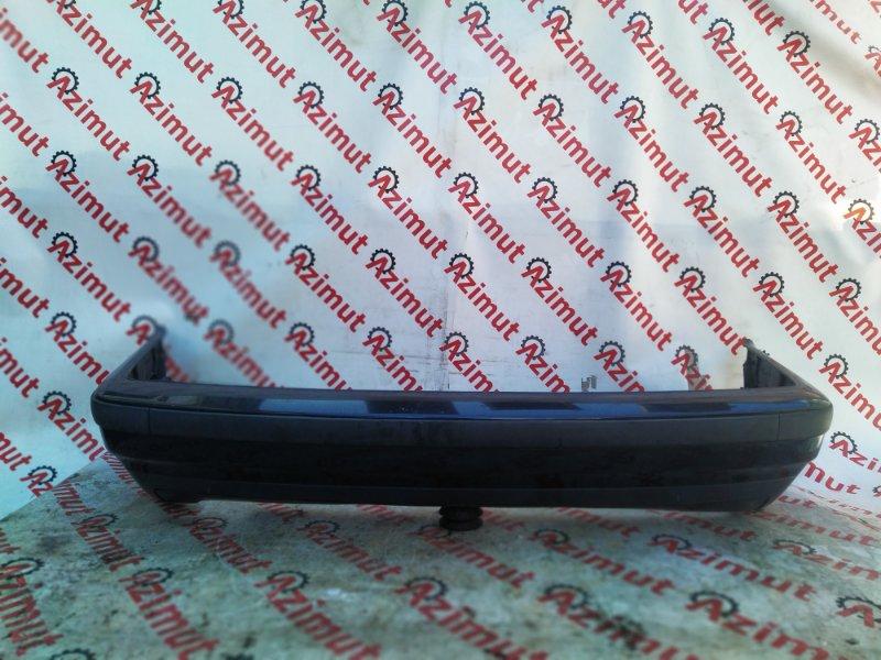 Бампер Bmw 3-Series E36 M43B18 1996 задний (б/у)