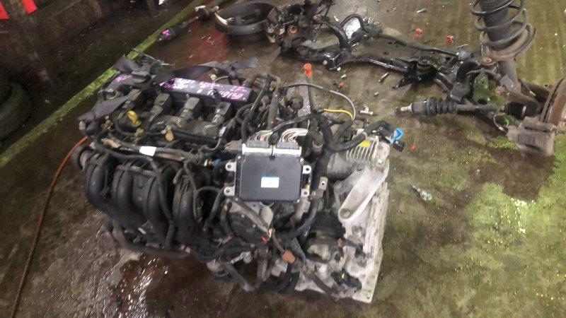 Двигатель Mazda Axela BKEP LFVE 2007 (б/у)