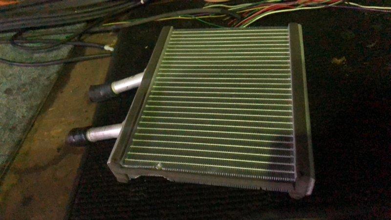 Радиатор печки Nissan Sunny FB15 QG15DE 2003 (б/у)