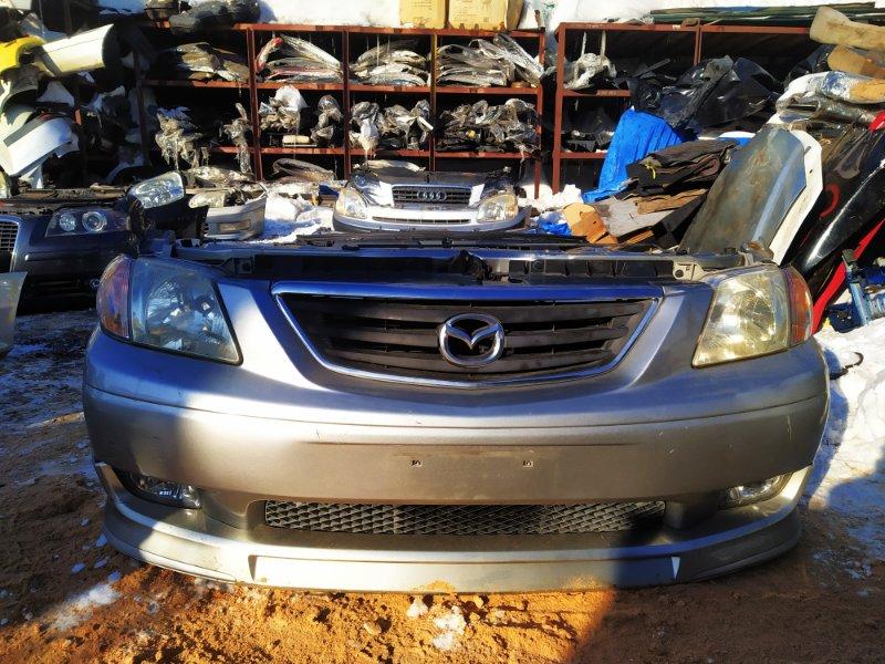 Nose cut Mazda Mpv LW5W GY 2000 передний (б/у)