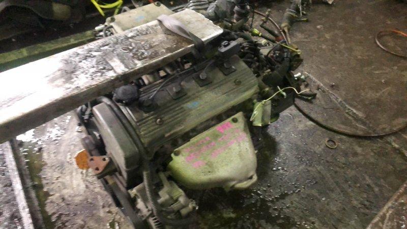 Двигатель Toyota Sprinter Carib AE114 4AFE 01.1997 (б/у)