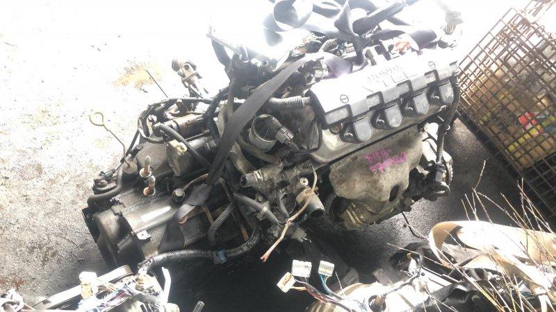 Двигатель Honda Civic EU2 D15B 2001 (б/у)