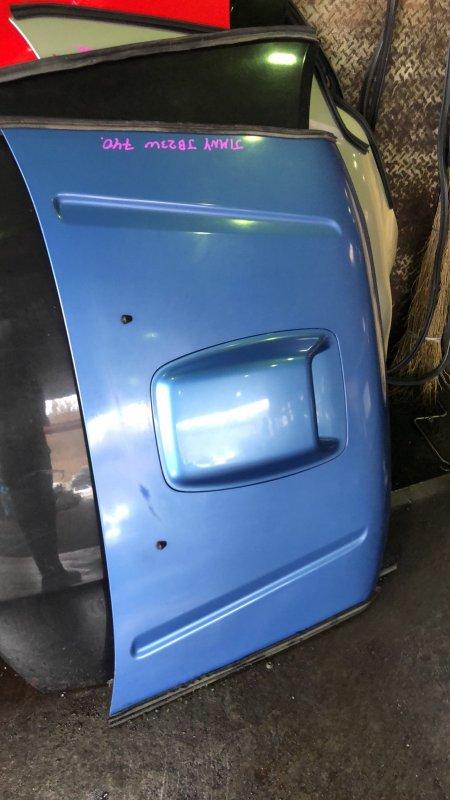 Капот Suzuki Jimny JB23 K6AT 2001 передний (б/у)