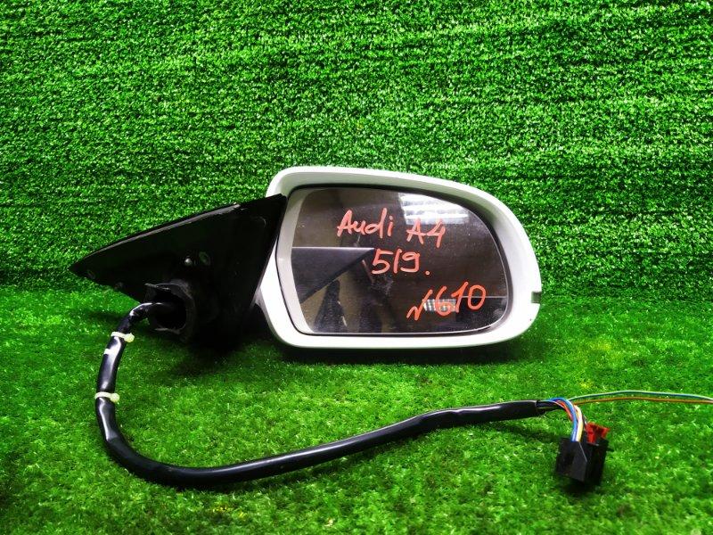 Зеркало Audi A4 8K2 CDNC 2009 правое (б/у)
