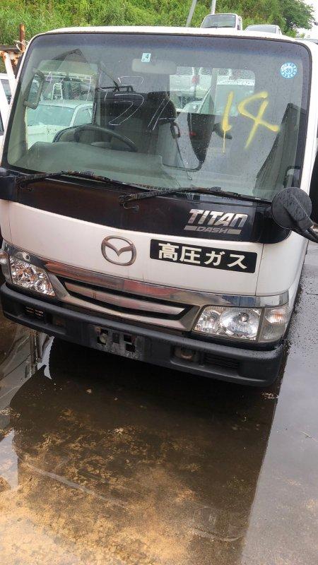 Маховик Mazda Titan SY54L WLE 2000 (б/у) б/н