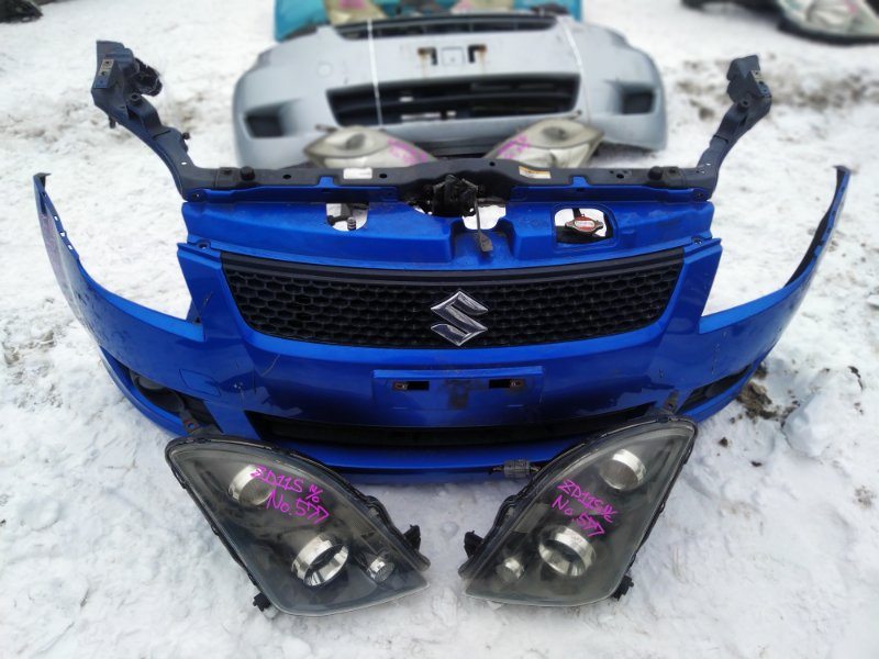 Nose cut Suzuki Swift ZD11S M13A 2009 (б/у)