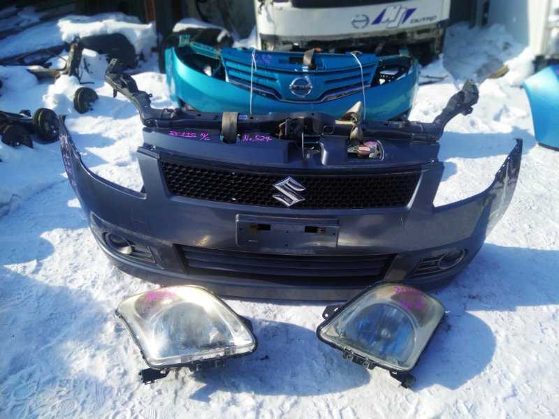 Nose cut Suzuki Swift ZC11S M15A 2005 (б/у)