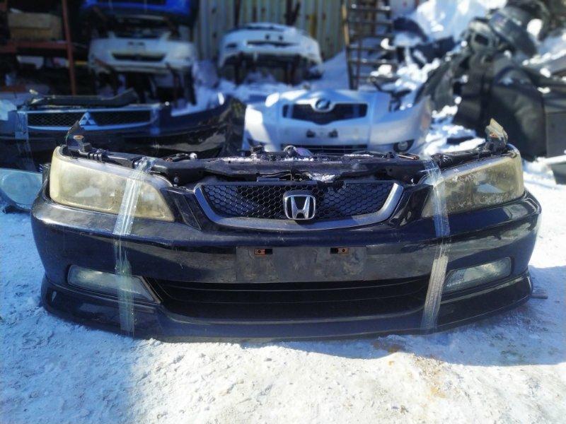 Nose cut Honda Accord CF7 H23A 2001 передний (б/у)