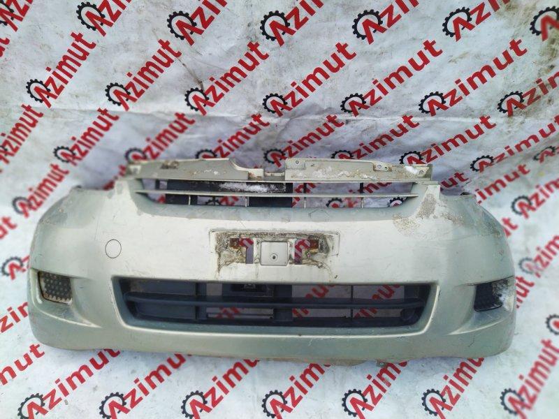 Бампер Toyota Passo KGC10 1KRFE 2008 передний (б/у)