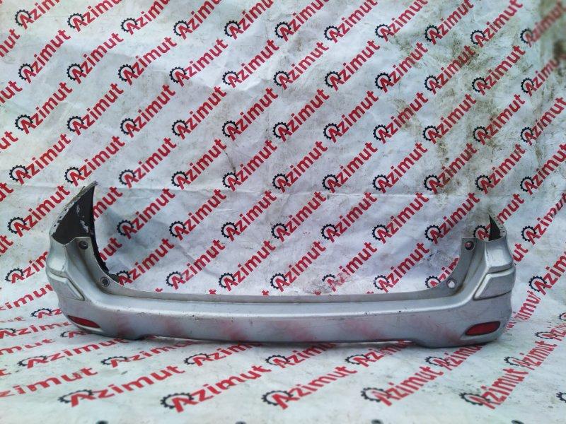 Бампер Nissan Ad NY12 HR15DE 2005 задний (б/у)