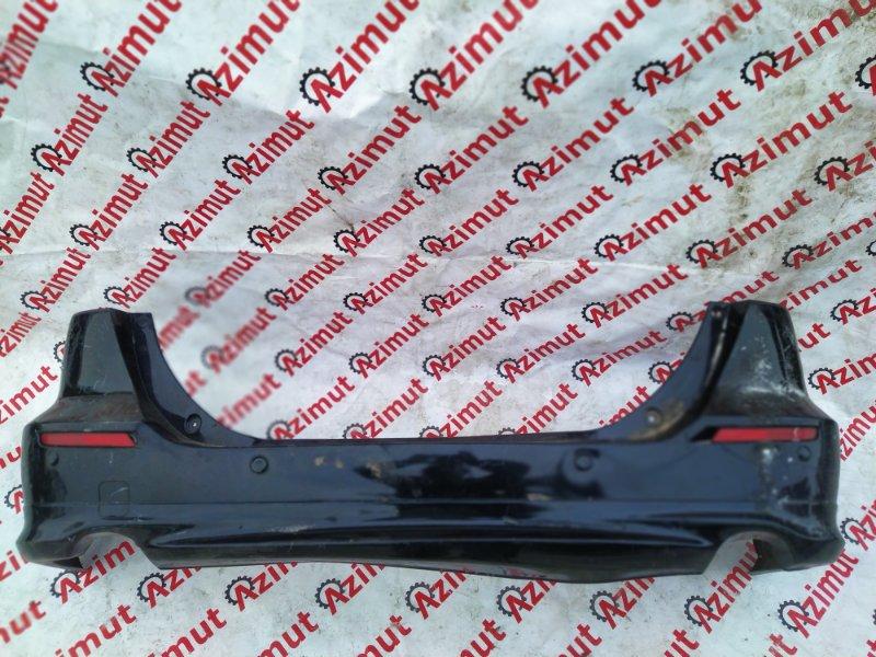 Бампер Honda Odyssey RB3 K24A 2009 задний (б/у)