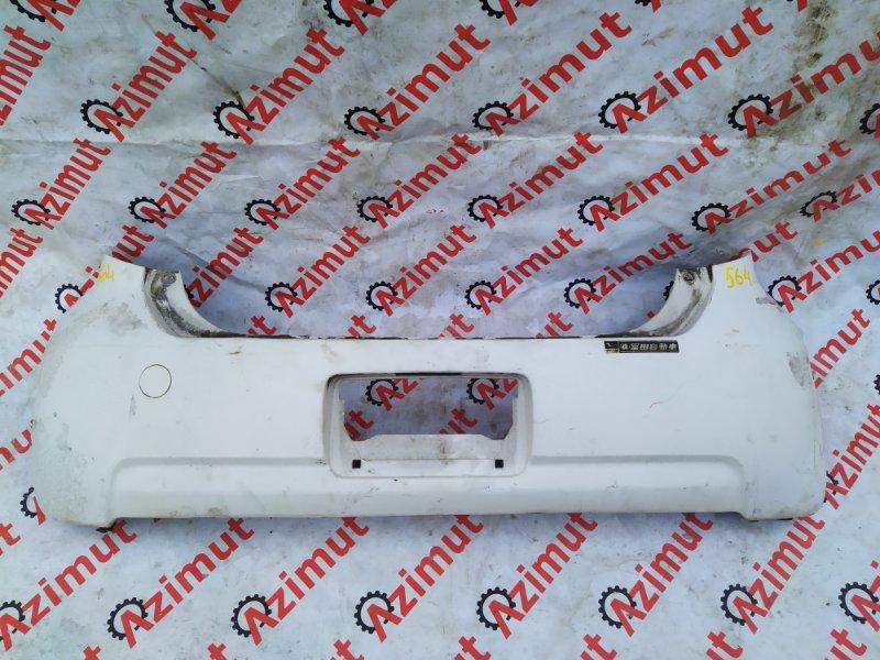 Бампер Daihatsu Boon M300S 1KRFE 2008 задний (б/у)