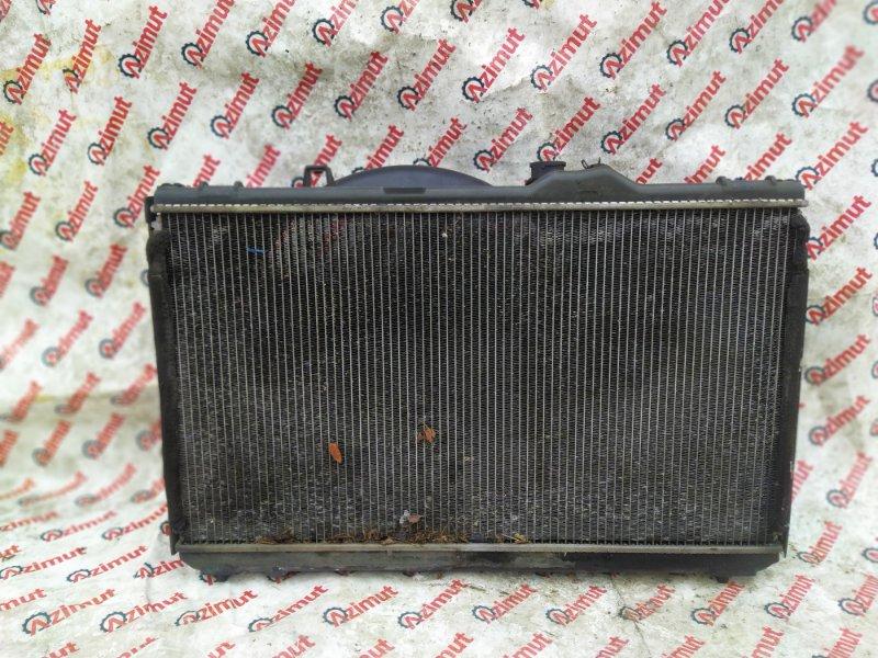 Радиатор основной Toyota Chaser GX100 1GFE 1999 (б/у)