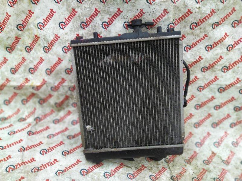 Радиатор основной Suzuki Wagon R Solio MA34S M13A 2005 (б/у)
