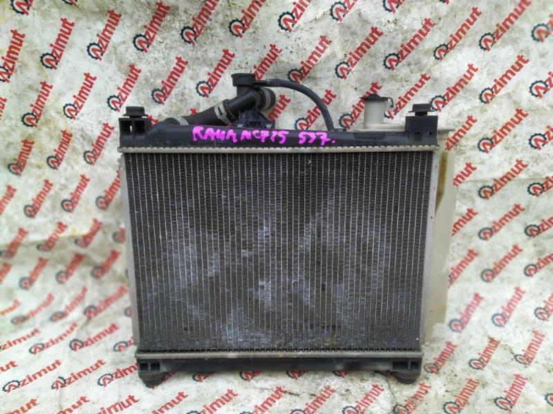 Радиатор основной Toyota Raum NCZ25 1NZFE 2004 (б/у)