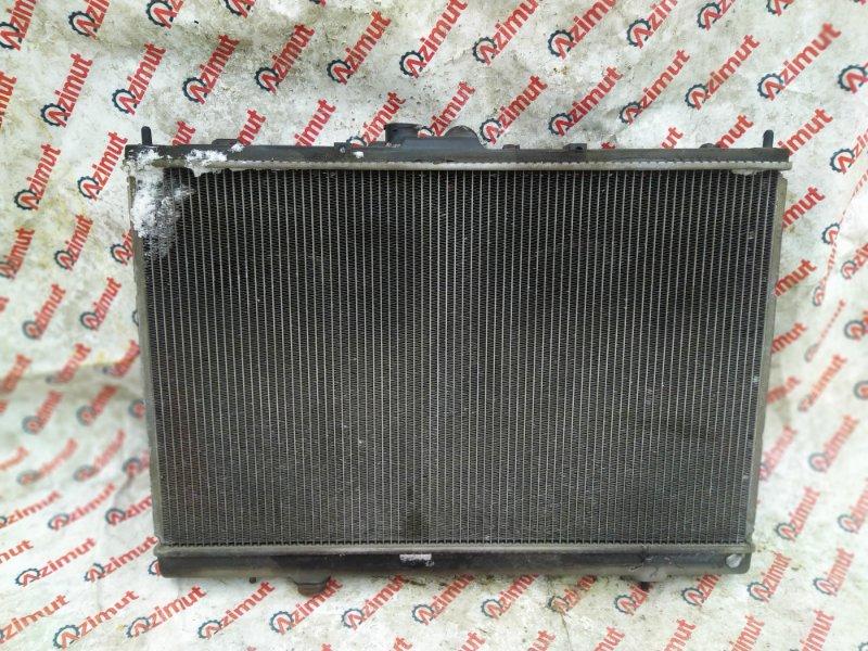 Радиатор основной Mitsubishi Rvr N64W 4G64 2001 (б/у)