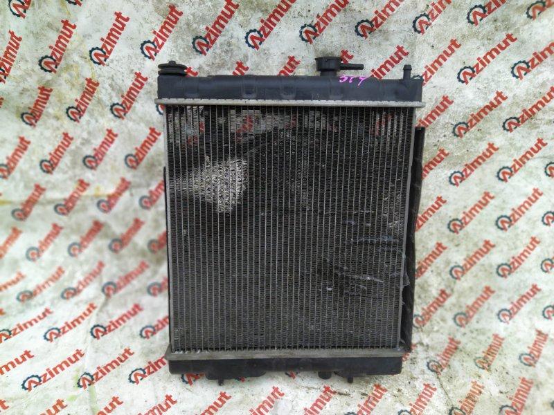 Радиатор основной Nissan March K11 CG10DE 2001 (б/у)