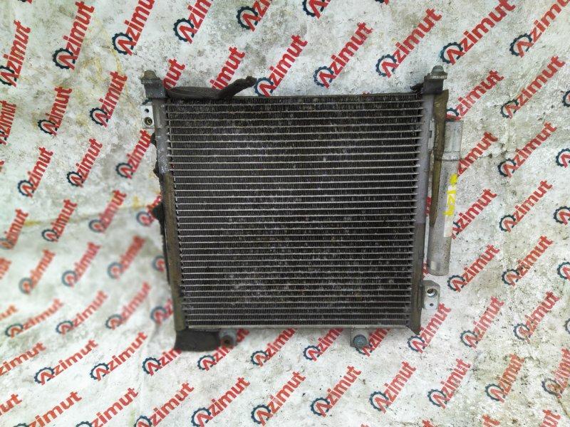 Радиатор кондиционера Suzuki Wagon R Solio MA34S M13A 2005 (б/у)