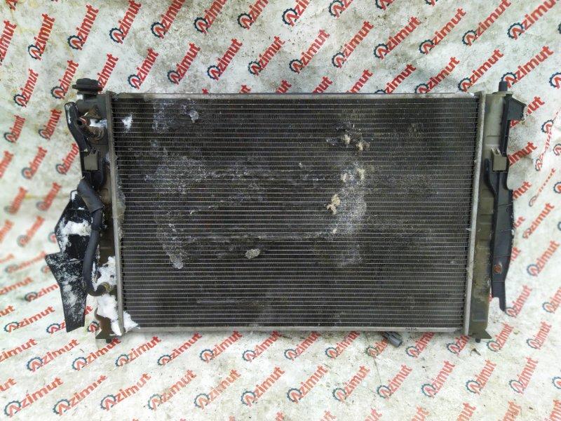 Радиатор основной Mazda Mpv LWEW FS 2000 (б/у)