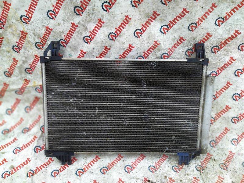 Радиатор кондиционера Toyota Ractis NCP100 1NZFE 2007 (б/у) 88460-52130