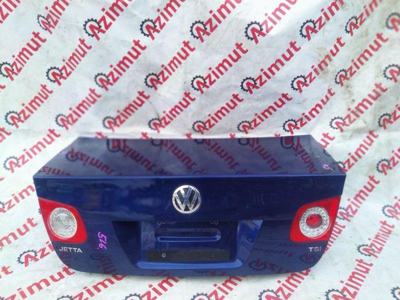 Крышка багажника Volkswagen Jetta 1K2 CAVD 2009 (б/у)