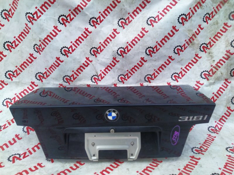 Крышка багажника Bmw 3-Series E36 M43B18 1996 (б/у)