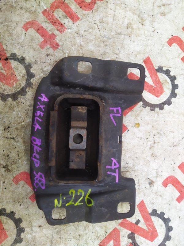 Подушка акпп Mazda Axela BKEP LFVE 2006 левая (б/у)