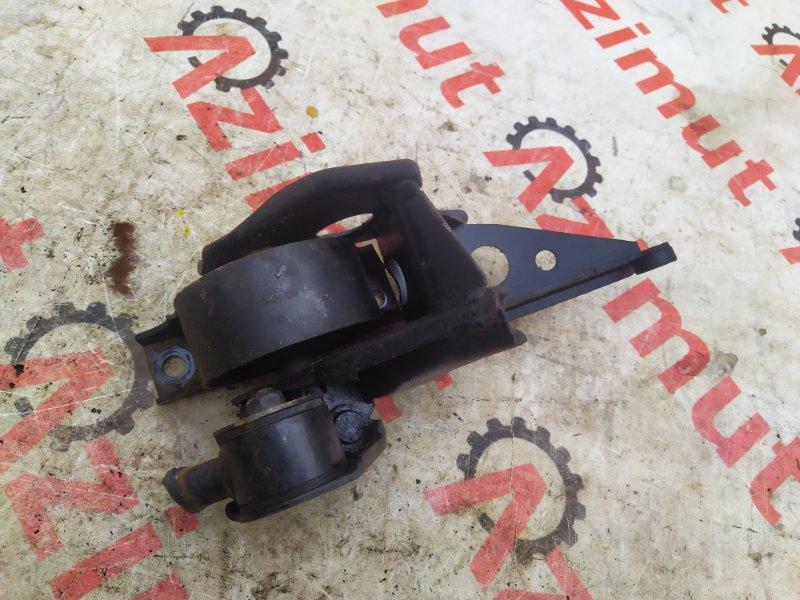 Подушка двигателя Nissan Sunny FB15 QG15DE 2003 задняя (б/у)