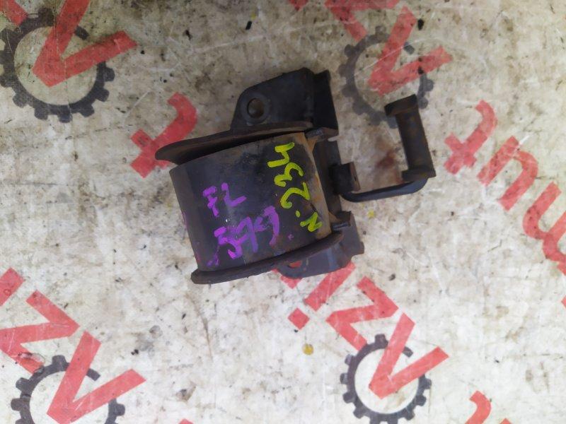 Подушка акпп Mazda Mpv LWEW FS 2000 левая (б/у)
