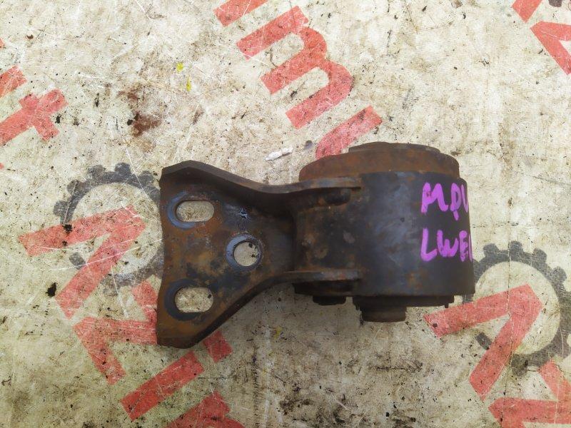 Подушка двигателя Mazda Mpv LWEW FS 2000 задняя (б/у)