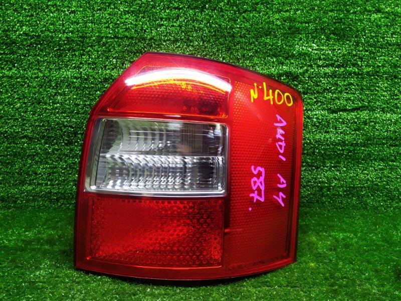 Стоп-сигнал Audi A4 B6 AMB 2003 правый (б/у)